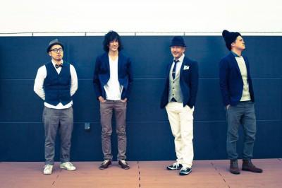 多田誠司バンド 画像4人